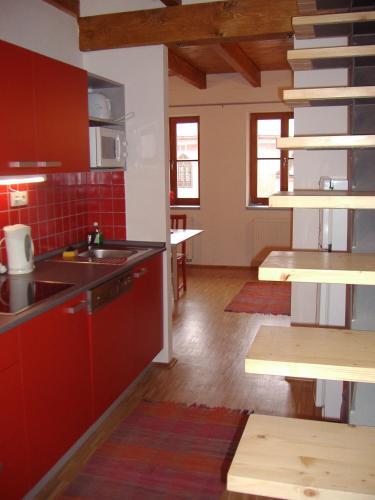 Apartmány Nové Hute