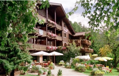 Отель Chalet Hotel Senger 4 звезды Австрия