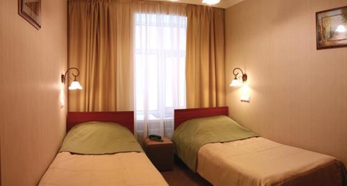 Отель Hotel Akvareli 2 3 звезды Россия