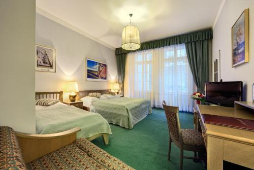 Hotel Salvator Prague Review