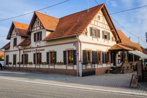 Hotel Restaurant La Couronne Roppenheim