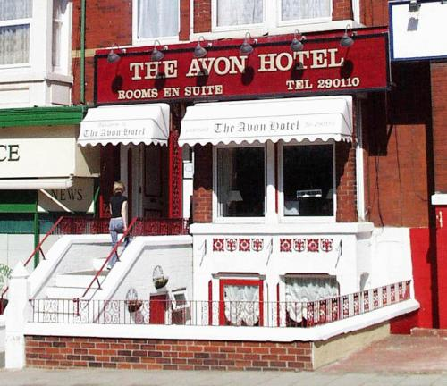 Photo of The Avon Hotel Bed and Breakfast Accommodation in Blackpool Lancashire