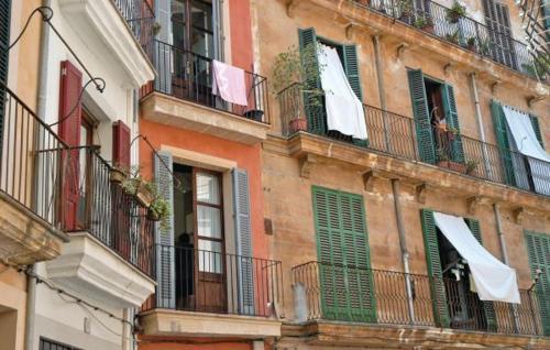 Apartment Calle Corderia 4, planta