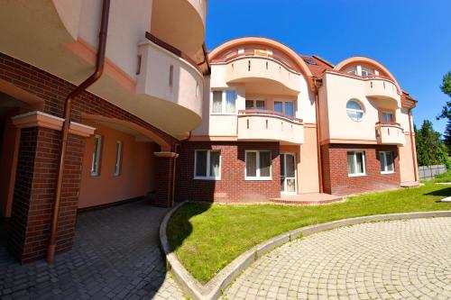 Отель Furdo Apartman 0 звёзд Венгрия