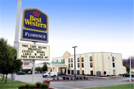 Photo of Best Western Inn Florence Cincinnati Hotel Bed and Breakfast Accommodation in Florence Kentucky