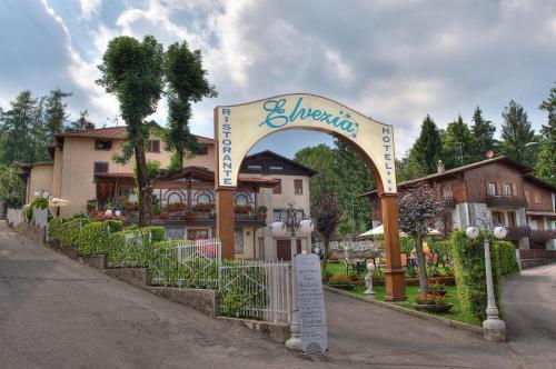 Отель Hotel Ristorante Elvezia 3 звезды Италия