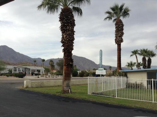 Stanlunds Motel Borrego Springs
