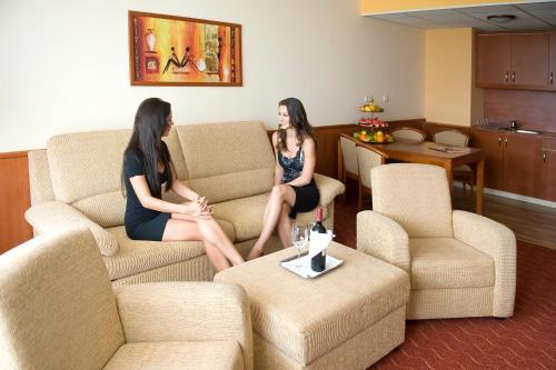 budapest airport hotel stáció superior wellness