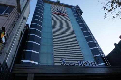 K City Hotel front view