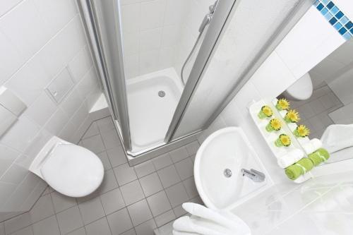Badezimmer 4 Kabel