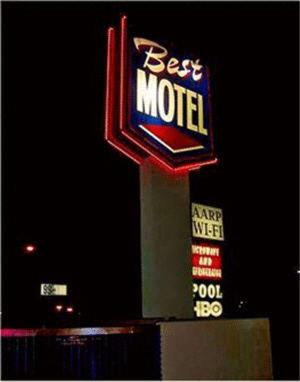 Photo of Best Motel Hotel Bed and Breakfast Accommodation in Barstow California