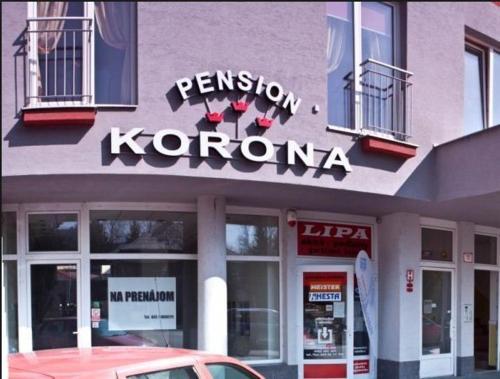Penzion Korona