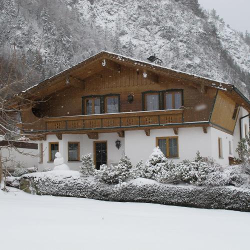 Appartement Top Tirol - Apartment mit 1 Schlafzimmer und Terrasse