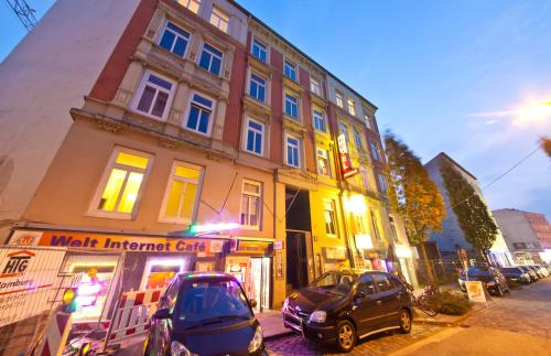 Novum Hotel Konigshof Hamburg Innenstadt