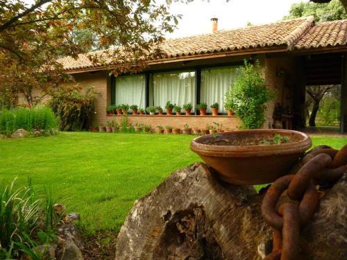 Отель Casa Rural El Roblon 0 звёзд Испания