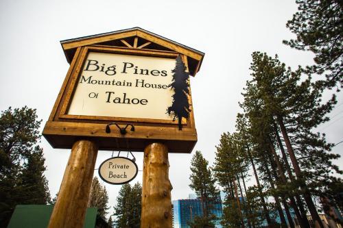 Big Pines Mountain House, South Lake Tahoe - Promo Code Details