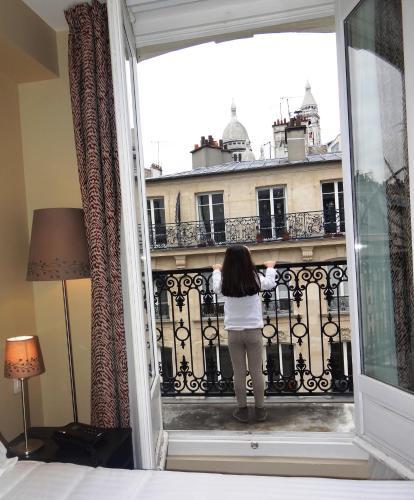 Hôtel Montmartre