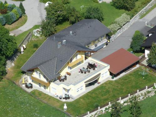 Appartementhaus Goritschnig - Apartment mit 1 Schlafzimmer und einem Balkon oder einer Terrasse