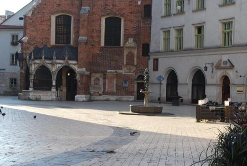 Отель Mariacki 0 звёзд Польша