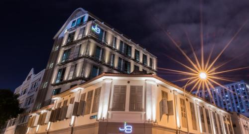 J8 Hotel, Singapur