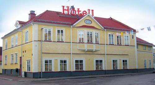 Отель Hotell Hertig Karl 0 звёзд Швеция