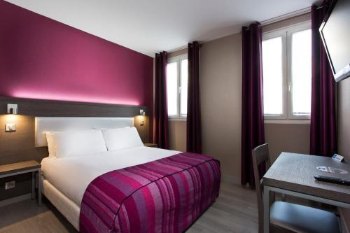 Hotel Des Pavillons Paris Avis