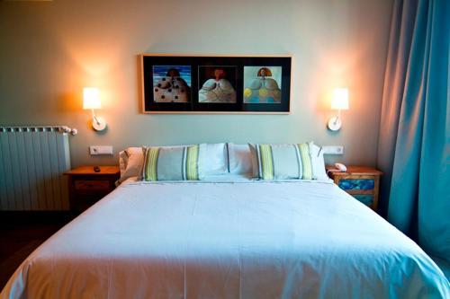 Habitación Doble - 1 o 2 camas Hotel San Prudentzio 2