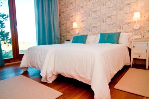 Habitación Doble - 1 o 2 camas Hotel San Prudentzio 3