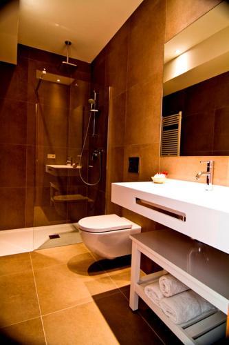 Habitación Doble - 1 o 2 camas Hotel San Prudentzio 4
