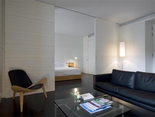 Suite Atrio Restaurante Hotel 1