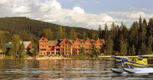 Lodge At Sandpoint