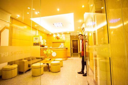 Отель Beautiful Saigon 3 Hotel 2 звезды Вьетнам