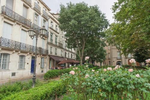 Appartement Canourgue