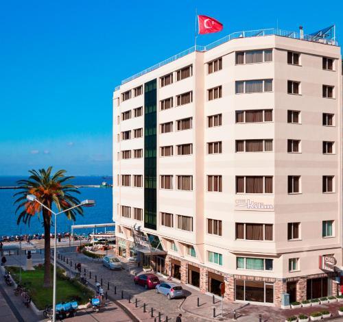 Отель Kilim Hotel Izmir 3 звезды Турция