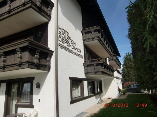 Appartementhaus Solstein