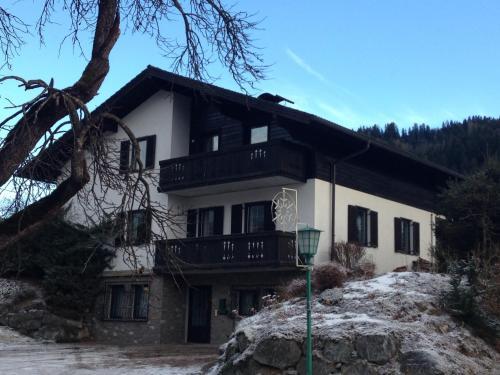 Haus Herz - Apartment mit 1 Schlafzimmer und Balkon