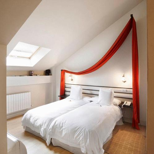 Habitación Doble Hotel Rincon de Traspalacio 2