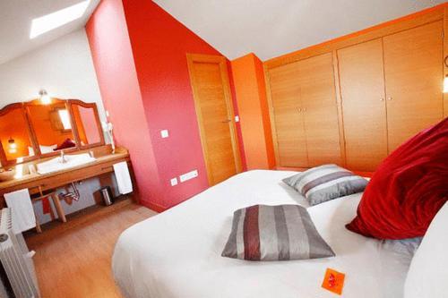 Suite Junior Dúplex Hotel Rincon de Traspalacio 3