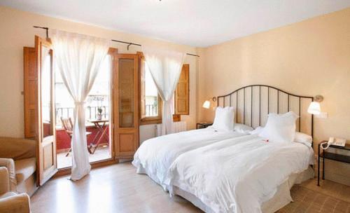 Habitación Doble Hotel Rincon de Traspalacio 3