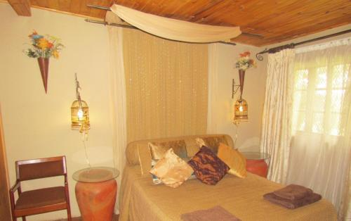 كوخ بغرفتي نوم (Two-Bedroom Cottage)