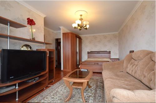 Apartment (4 Adults) - Gruzinskiy Pereulok 16 - Separate living room Nice Flats Belorusskaya