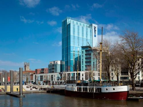 Stay at Radisson Blu Hotel, Bristol