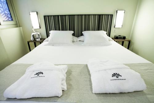 Economy Double Room - single occupancy Hotel Boutique Casas de Santa Cruz 4