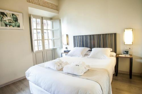 Double Room - single occupancy Hotel Boutique Casas de Santa Cruz 10