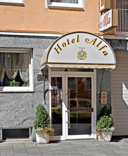 ALFA ZENTRUM HOTEL