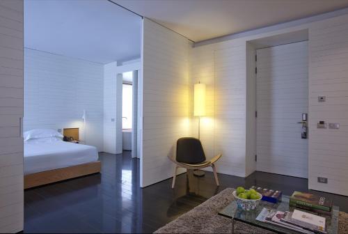 Suite Atrio Restaurante Hotel 8