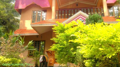 Ganesh House Homestay front view