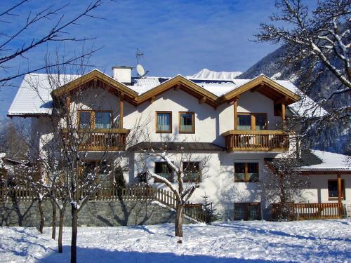 Appart Gfall - Apartment mit 3 Schlafzimmern und Balkon