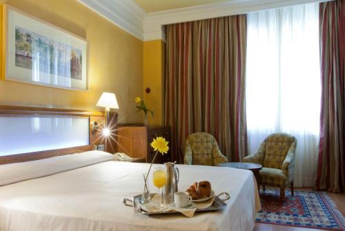 Senator Gran Via 70 Spa Hotel Madrid Spain Overview