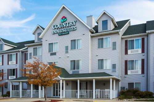 Country Inn & Suites By Carlson Bloomington-Normal Airport IL, 61704